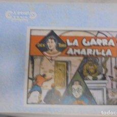 Tebeos: TEBEO. CHITO EXTRAORDINARIO. DICK TORO. Nº 1. LA GARRA AMARILLA. Lote 95178651