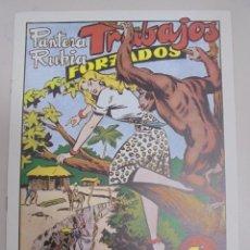 Tebeos: TEBEO. PANTERA RUBIA. Nº 49. TRABAJOS FORZADOS. Lote 95343163