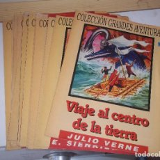 Tebeos: GRAN LOTE 12 COMICS COLECCION GRANDES AVENTURAS Nº 2,5,6,11,12,13,14,16,18,20,24,25 . Lote 95626143