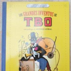 Tebeos: LIBRO DE LOS GRANDES INVENTOS DE TBO. PROFESOR FRANZ DE COPENHAGUE. TEBEOS T B O. Lote 95932595