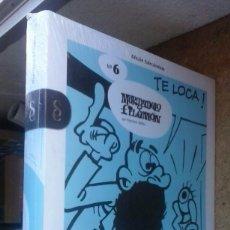 Tebeos: MORTADELO Y FILEMÓN: EDICIÓN COLECCIONISTA. Nº 6 / FRANCISCO IBÁÑEZ. SIGNO EDITORES, 2012.. Lote 96031099