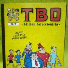 Tebeos: TBO EDICIÓN COLECCIONISTA 1972. Lote 97105291