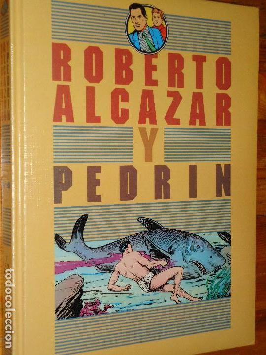 COLECCION COMPLETA DE ROBERTO ALCAZAR Y PEDRIN 18 TOMOS NUEVOS (Tebeos y Comics - Tebeos Reediciones)