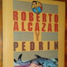 Tebeos: COLECCION COMPLETA DE ROBERTO ALCAZAR Y PEDRIN 18 TOMOS NUEVOS. Lote 97268667
