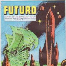 Livros de Banda Desenhada: FUTURO Nº 14. REEDICIÓN.. Lote 97324071