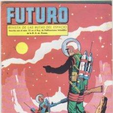 Livros de Banda Desenhada: FUTURO Nº 13. REEDICIÓN.. Lote 97324199