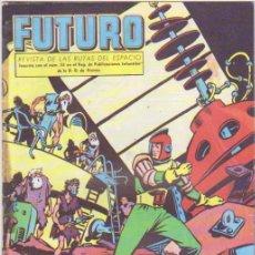 Livros de Banda Desenhada: FUTURO Nº 18. REEDICIÓN.. Lote 97324335