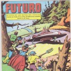 Livros de Banda Desenhada: FUTURO Nº 19. REEDICIÓN.. Lote 97324487
