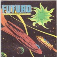 Livros de Banda Desenhada: FUTURO Nº 10. REEDICIÓN.. Lote 97324599