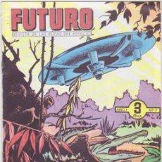 Livros de Banda Desenhada: FUTURO Nº 7. REEDICIÓN.. Lote 97369607