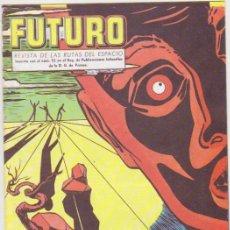 Livros de Banda Desenhada: FUTURO Nº 1. REEDICIÓN.. Lote 97369679