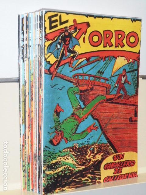 EL ZORRO 25 NUMEROS MAS EXTRAORDINARIO DE 1957 - EXCLUSIVAS FERMA - (Tebeos y Comics - Tebeos Reediciones)