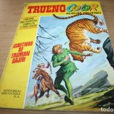 Tebeos: TRUENO COLOR ALBUM TRUENO 28 - PRIMERA ÉPOCA - BRUGUERA 1972. Lote 98060423