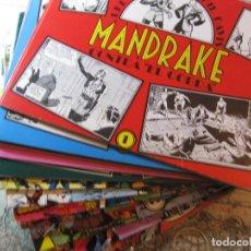 Tebeos: MANDRAKE COMPLETA 13 NÚMEROS TIRAS DIARIAS 11-06-1934/8-11-1941. JOAQUÍN ESTEVE.. Lote 98588803