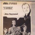 Lote 99161607: ALEX RAYMOND MONOGRAFICO LOS GRANDES DE LA HISTORIETA CAH