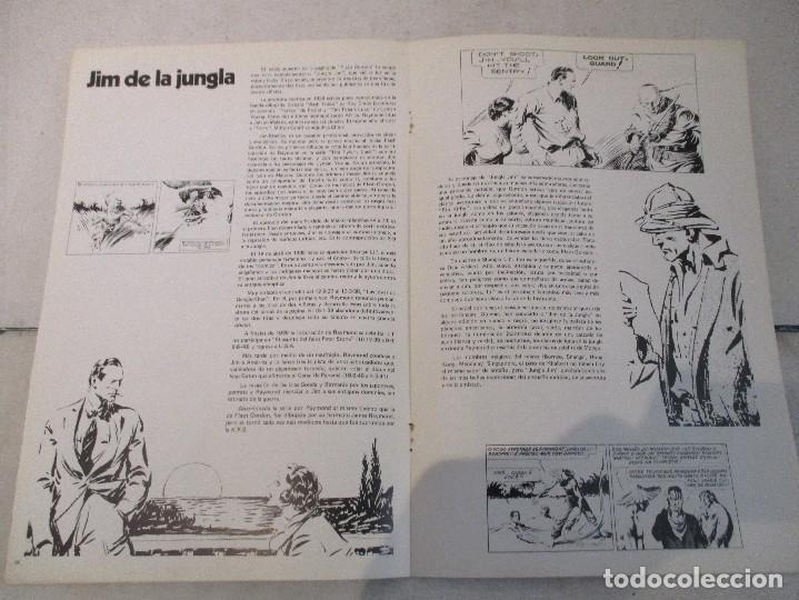 Tebeos: ALEX RAYMOND MONOGRAFICO LOS GRANDES DE LA HISTORIETA CAH - Foto 3 - 99161607