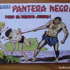 BDs: LOTE 10 REVISTAS PEQUEÑO PANTERA NEGRA. REEDICIÓN FACSÍMIL. Lote 99274675