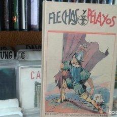 Tebeos: FLECHAS Y PELAYOS, RECOPILATORIO TOMO 6 AQUALARGA. Lote 101064115