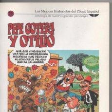 Tebeos: PEPE GOTERA Y OTILIO - ANTOLOGÍA - HISTORIETAS DEL CÓMIC ESPAÑOL - BIBLIOTECA EL MUNDO Nº 11. Lote 103426087