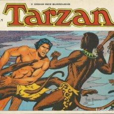 Tebeos: TARZAN EDICIONES B.O COMPLETA 10 Nº. Lote 104113031