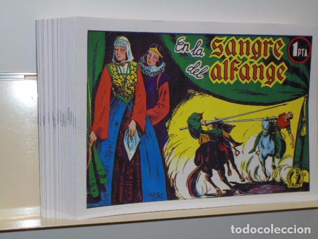 COLECCION CANGURO COMPLETA 24 NUMS. A FALTA DEL NUM. 24 - MARISAL REEDICION (Tebeos y Comics - Tebeos Reediciones)