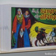 Tebeos: COLECCION CANGURO COMPLETA 24 NUMS. A FALTA DEL NUM. 24 - MARISAL REEDICION. Lote 288070563