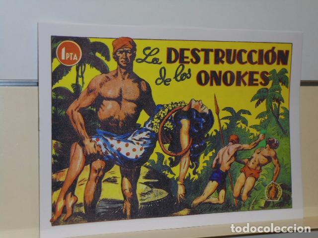 Tebeos: COLECCION CANGURO COMPLETA 24 NUMS. A FALTA DEL NUM. 24 - MARISAL REEDICION - Foto 6 - 288070563