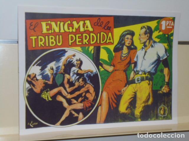 Tebeos: COLECCION CANGURO COMPLETA 24 NUMS. A FALTA DEL NUM. 24 - MARISAL REEDICION - Foto 9 - 288070563