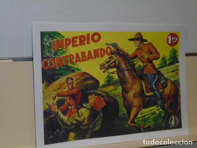 Tebeos: COLECCION CANGURO COMPLETA 24 NUMS. A FALTA DEL NUM. 24 - MARISAL REEDICION - Foto 11 - 288070563
