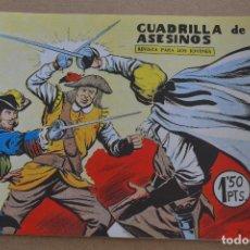 Tebeos: HACHA Y ESPADA Nº 3. REEDICION. LITERACOMIC. C 1.. Lote 108905035