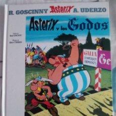 Tebeos: ASTERIX Y OBELIX - ASTERIX Y LOS GODOS. Lote 108998187