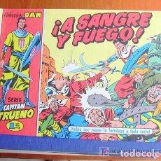 Tebeos: EL CAPITAN TRUENO - DEL Nº 1 AL 174 - PUBLICADOS POR EDICIONES B - VER FOTOS INTERIORES. Lote 109732515
