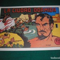 Tebeos: LA CIUDAD DORMIDA.- COL. EL NIÑO GONZALO. ED- VALENCIANA,. M. GAGO, FACSÍMIL. Lote 131246179