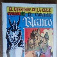 Tebeos: EL CABALLERO BLANCO (REEDICION COMPLETA 30 NUM.) HNOS. FUNCKEN - IMPECABLE - OFM15. Lote 117908347