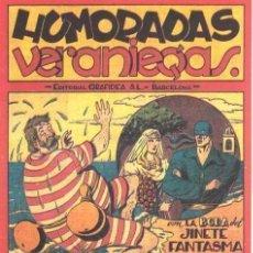 Tebeos: HUMORADAS VERANIEGAS - NUEVO - OFM15. Lote 174220920