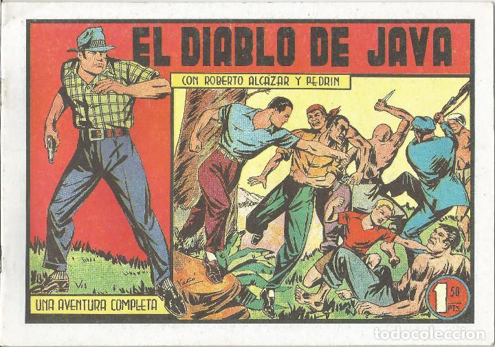 ROBERTO ALCÁZAR Y PEDRÍN REEDICIÓN FACSÍMIL Nº 206 (Tebeos y Comics - Tebeos Reediciones)