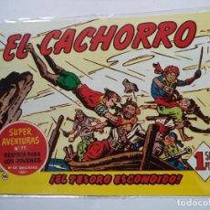 Tebeos: EL CACHORRO Nº 183. Lote 115079803