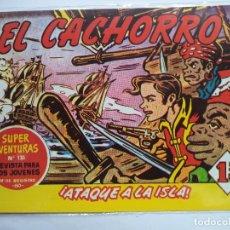 Tebeos: EL CACHORRO Nº 194. Lote 115081247