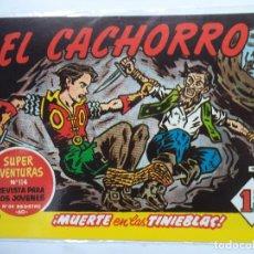 Tebeos: EL CACHORRO Nº 191. Lote 115081451