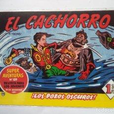 Tebeos: EL CACHORRO Nº 190. Lote 115081635