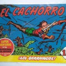 Tebeos: EL CACHORRO Nº 189. Lote 115081755