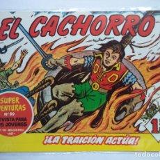Tebeos: EL CACHORRO Nº 188. Lote 115083627