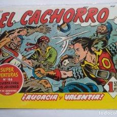 Tebeos: EL CACHORRO Nº 201. Lote 115085071