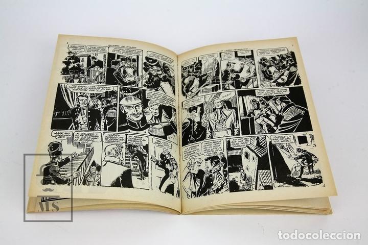 Tebeos: Cómic - Las Aventuras De Capa Negra / 2 Tomos, Completa - Ed. J.L.A - Foto 6 - 115105488
