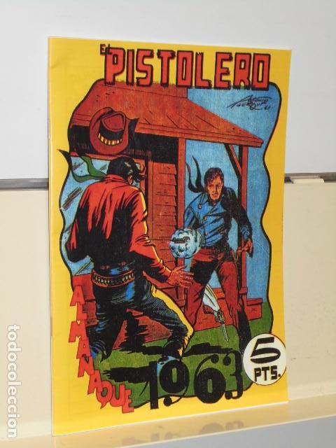 ALMANAQUE EL PISTOLERO AÑO 1963 - REEDICION (Tebeos y Comics - Tebeos Reediciones)