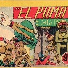 Tebeos: EL PUMA Nº 1 - FACSÍMIL. Lote 116198783