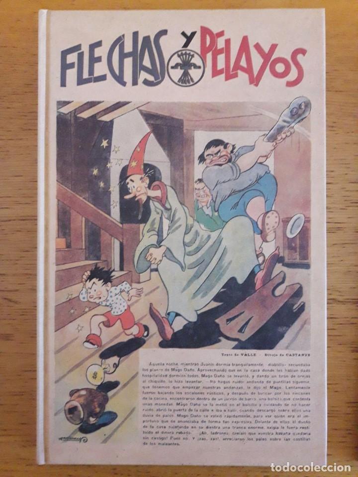 FLECHAS Y PELAYOS TOMO 2 / AQUALARGA 2000 (Tebeos y Comics - Tebeos Reediciones)