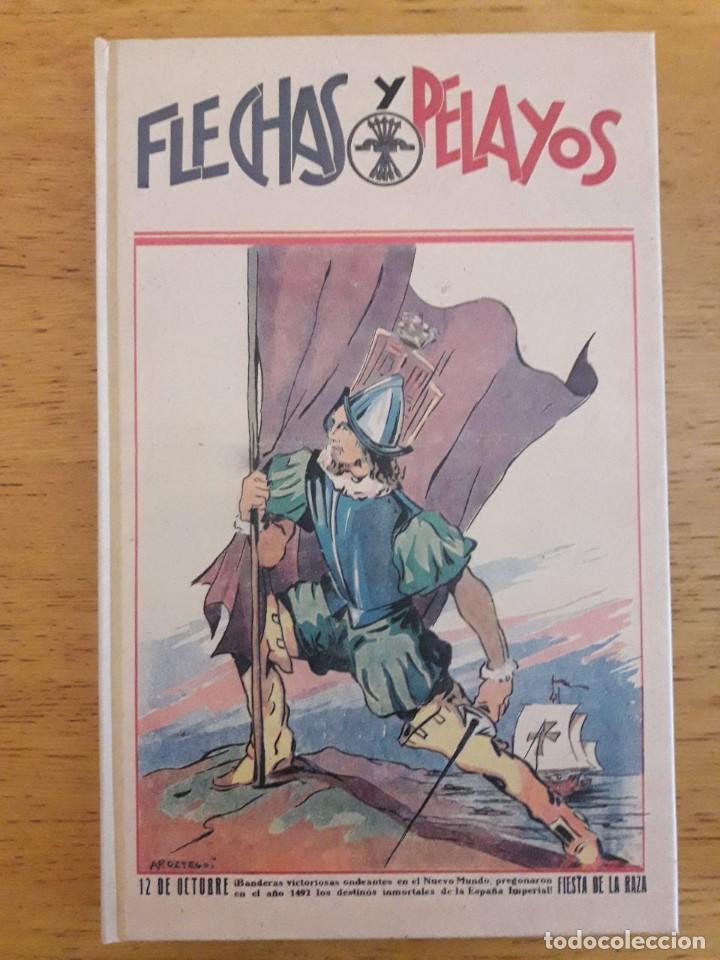 FLECHAS Y PELAYOS TOMO 6 / AQUALARGA 2000 (Tebeos y Comics - Tebeos Reediciones)