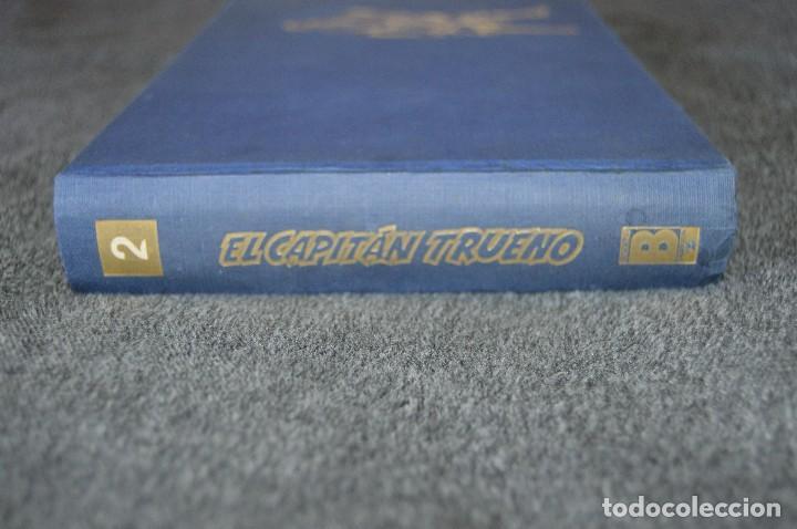 Tebeos: Tomos 1 y 2 El Capitán Trueno - 1 a 96 /// 1-56 DAN y 57-96 Super Aventuras - Facsímil - Ediciones B - Foto 4 - 117111843