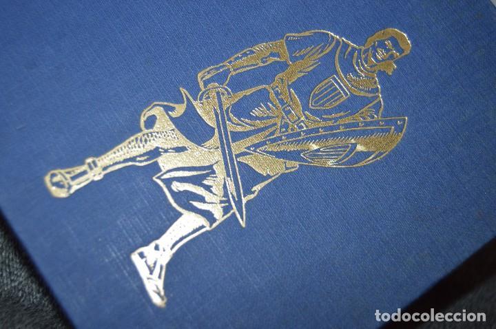 Tebeos: Tomos 1 y 2 El Capitán Trueno - 1 a 96 /// 1-56 DAN y 57-96 Super Aventuras - Facsímil - Ediciones B - Foto 8 - 117111843